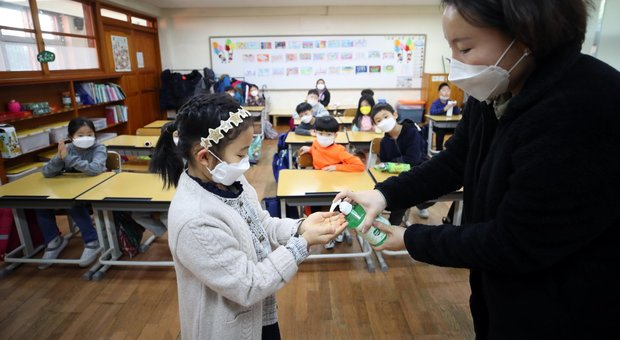coronavirus e scuola