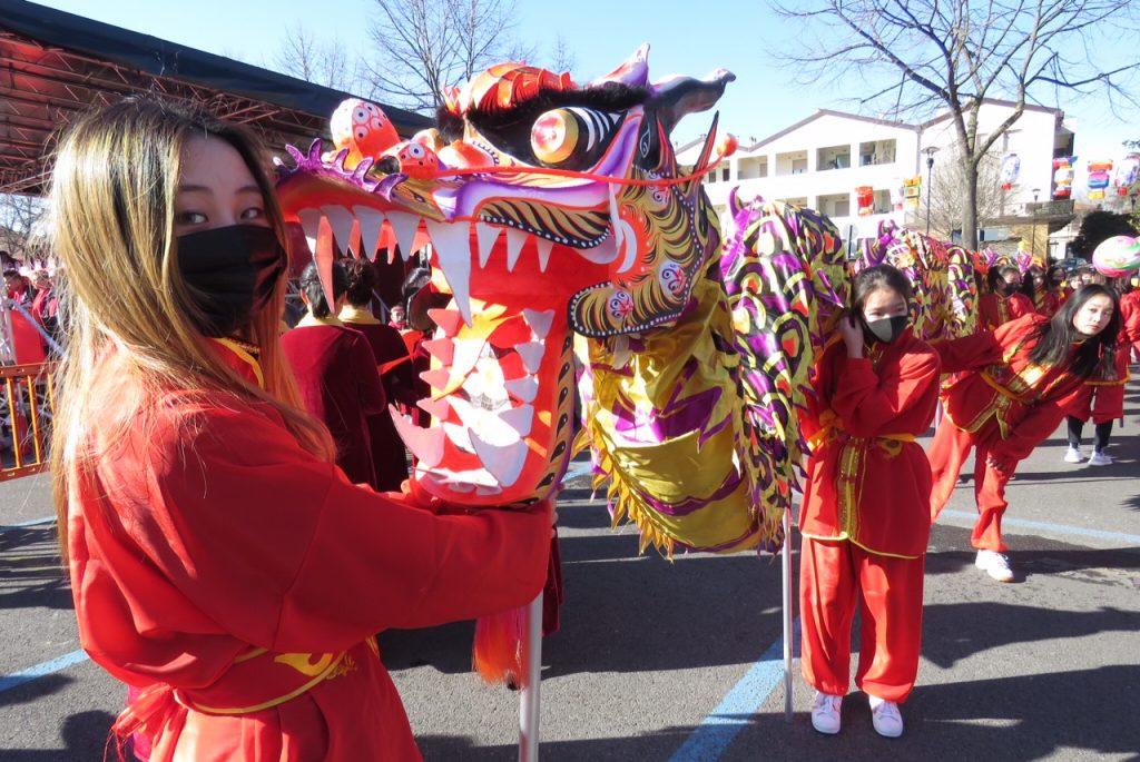 coronavirus festival oriente